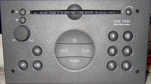магнитола Vdo Cdr 2005 инструкция - фото 7